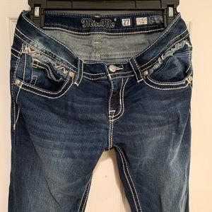 Miss Me Jean Boot Cut Size 27